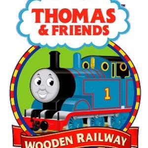 Houten treinen Thomas & Friends