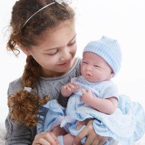 Babypoppen Berenguer