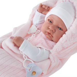 Babypoppen Antonio Juan