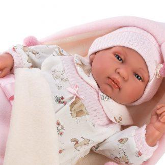Babypoppen Llorens & Arias